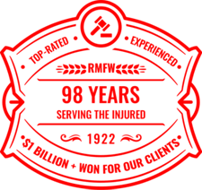 98 years badge Medical Malpractice Lawyers