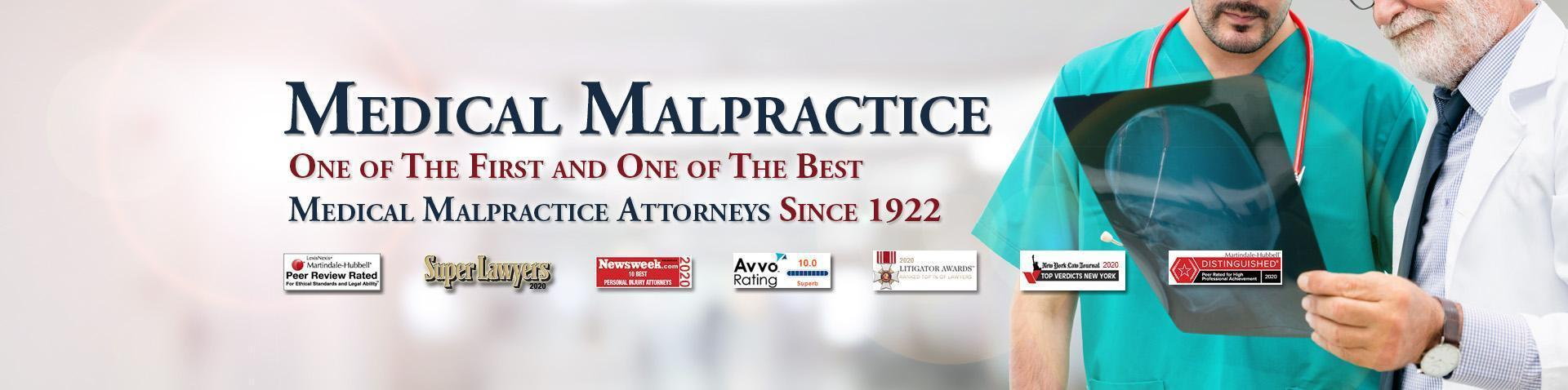 Medical Malpractice Banner