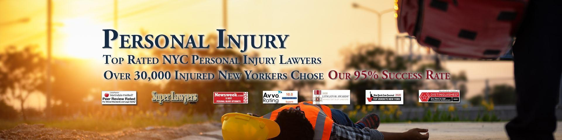 Personal Injury Banner