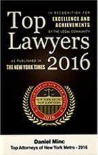 Top Lawyers 2016