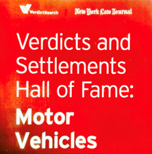 Verdicts and Settlement Hall of Fame
