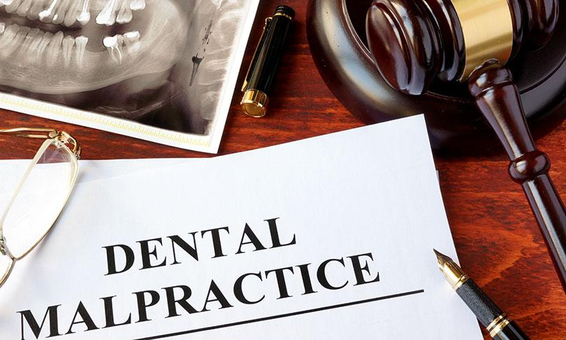 woman files 10M dental malpractice