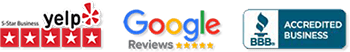 Best Reviews | Yelp Google BBB